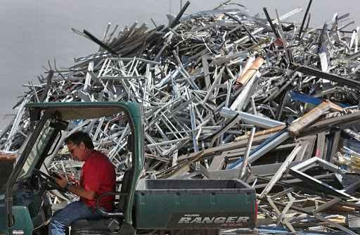 houston scrap metal buyers - republic alloys - houston metal recycling