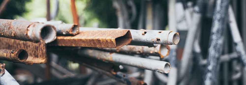 industries that benefit from scrap metal recycling