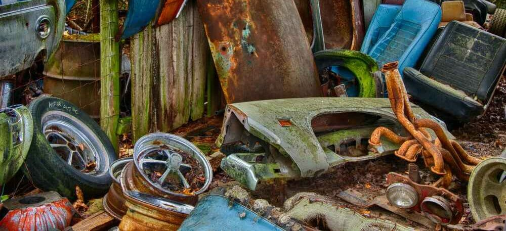 What Is A Scrap Metal Recycling Center?